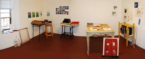 Current Studio, Santa Fe NM