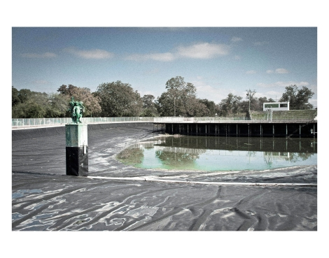 Lone Star Pool Series #1. Photo by Barbara.