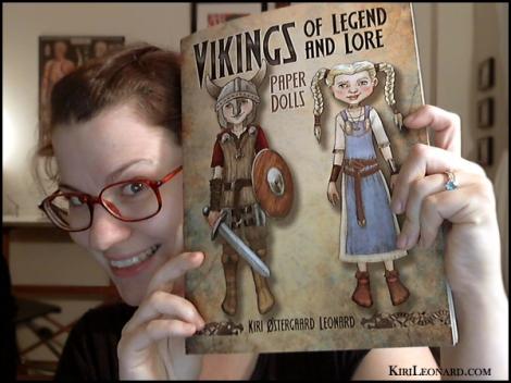 kiri_leonard_viking_paperdolls_published
